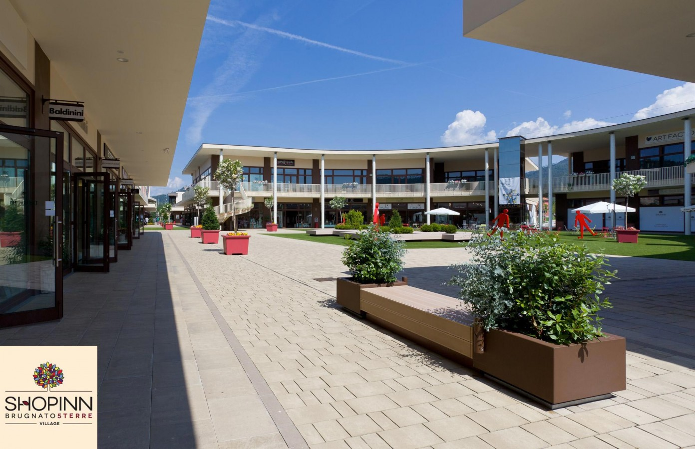 Outlet Village Shopinn Brugnato - HOTEL GABRINI in Marina di Massa